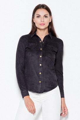 Košeľa s dlhým rukávom model 111799 vt