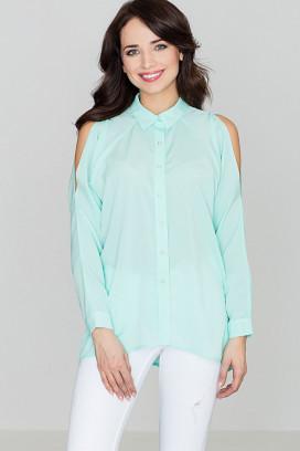 Košeľa s dlhým rukávom model 114264 LF