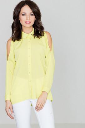 Košeľa s dlhým rukávom model 114265 LF