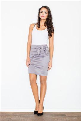 Klasické sukňa model 10140 fl