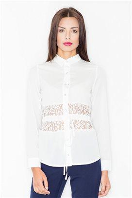 Košeľa s dlhým rukávom model 60185 fL