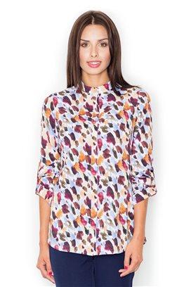 Dámska košeľa model 62970 fl
